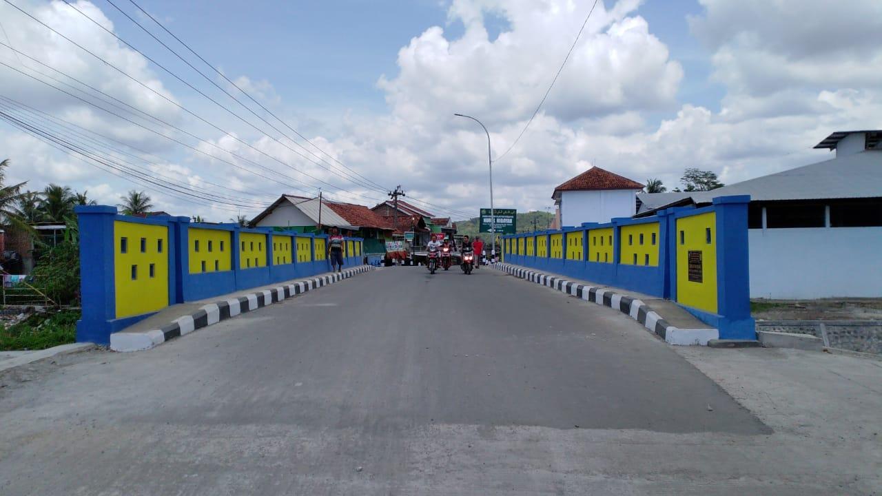 Peningkatan Pembangunan Jalan dan Jembatan Kabupaten Kebumen
