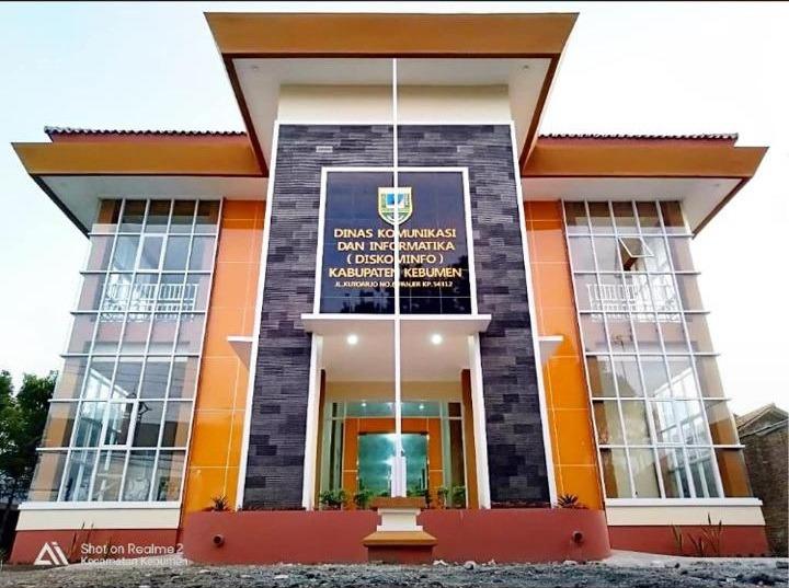 Pembangunan Gedung Kantor Pemerintah